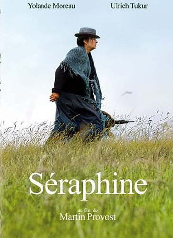 Seraphine(bilingual) DVD Movie