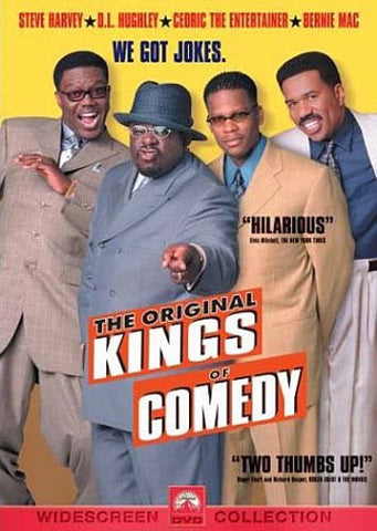 The Original Kings of Comedy DVD Movie