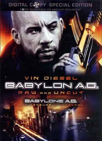 Babylon A.D. Raw And Uncut (Digital Copy Special Edition) (Bilingual) DVD Movie