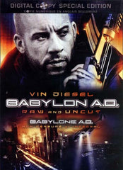 Babylon A.D. Raw And Uncut (Digital Copy Special Edition) (Bilingual)