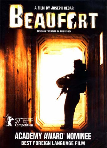 Beaufort DVD Movie