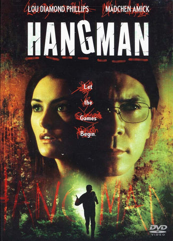 Hangman (Fullscreen) (WideScreen) DVD Movie