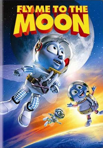 Fly Me To The Moon (2D Version) DVD Movie