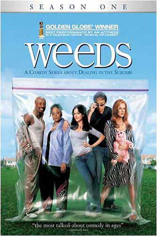 Weeds - Season One (1) (Keepcase) DVD Movie
