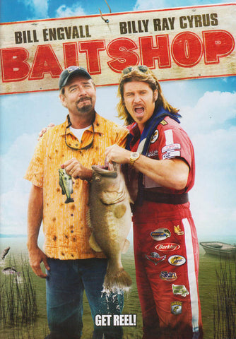 Bait Shop DVD Movie