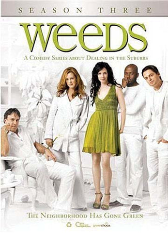 Weeds - Season Three (3) (Boxset) DVD Movie