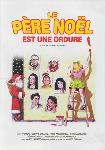Le Pere Noel Est Une Ordure DVD Movie