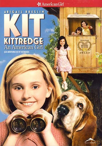 Kit Kittredge - An American Girl (Bilingual) DVD Movie