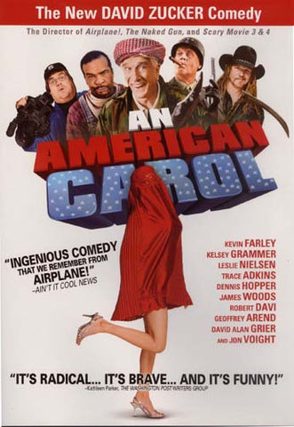 An American Carol DVD Movie