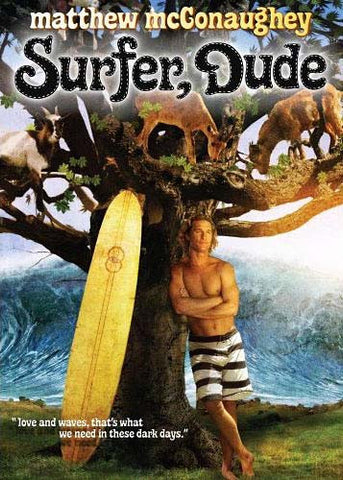 Surfer, Dude DVD Movie