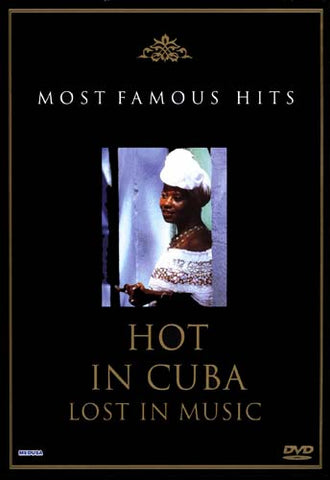 Hot In Cuba - Lost In Music (Most Famous Hits) DVD Movie