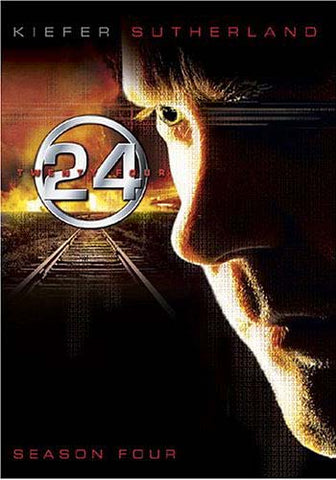 24 - Season Four (Boxset) DVD Movie