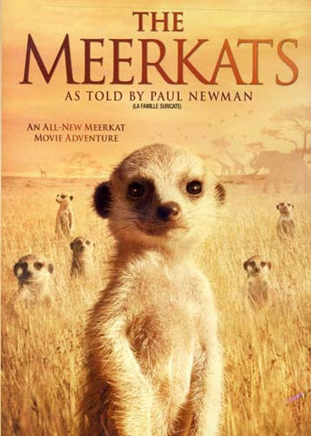 The Meerkats(Bilingual) DVD Movie