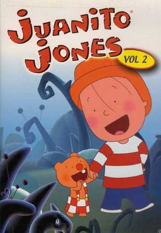 Juanito Jones, Vol. 2 DVD Movie