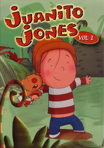 Juanito Jones, Vol. 1 DVD Movie