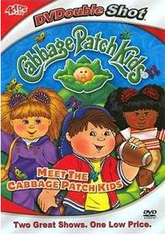 Cabbage Patch Kids: Meet the Cabbage Patch Kids (DVD Double Shot) DVD Movie
