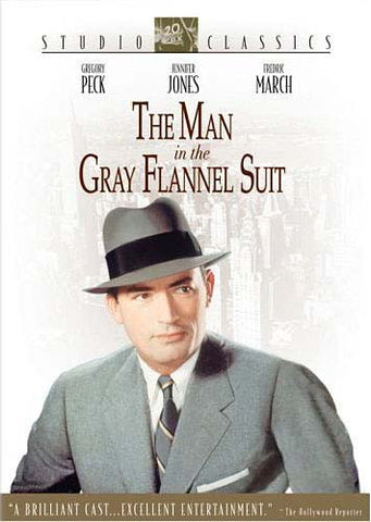 The Man In The Gray Flannel Suit DVD Movie