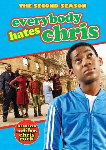 Everybody Hates Chris - The Second Season (Boxset) DVD Movie