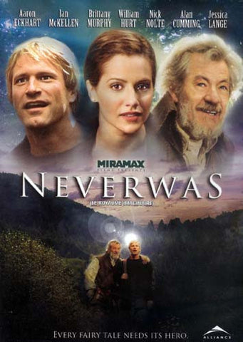 Neverwas (Bilingual) DVD Movie