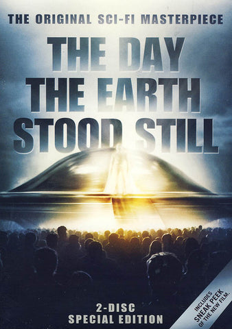 The Day the Earth Stood Still (Two-Disc Special Edition) DVD Movie