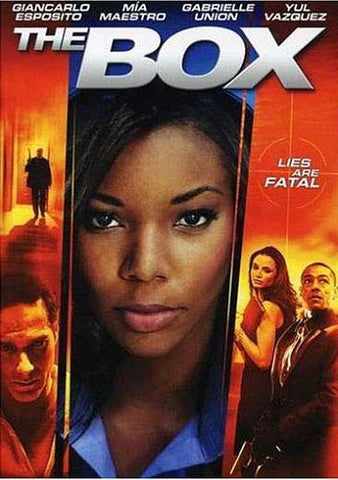 The Box (Giancarlo Esposito) DVD Movie