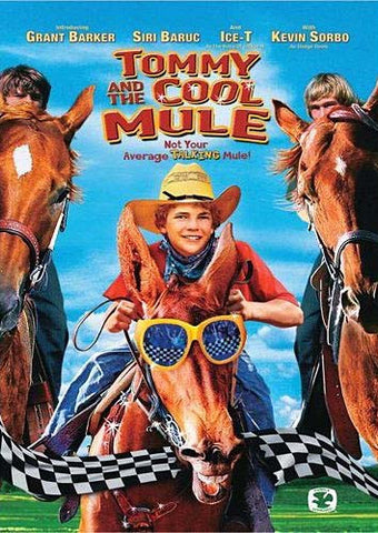 Tommy and the Cool Mule DVD Movie