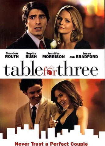Table for Three DVD Movie