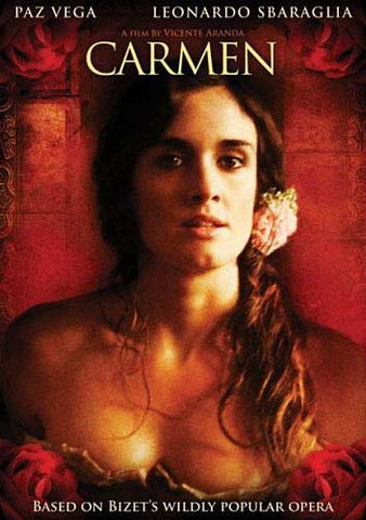 Carmen DVD Movie
