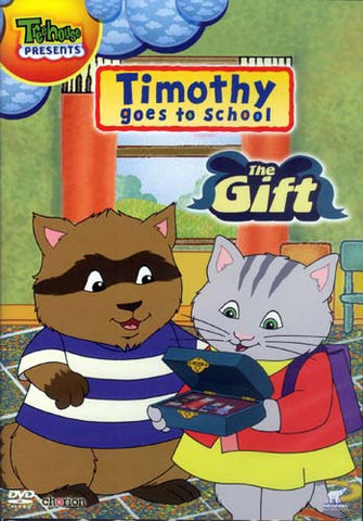 Timothy Goes To School - The Gift DVD Movie