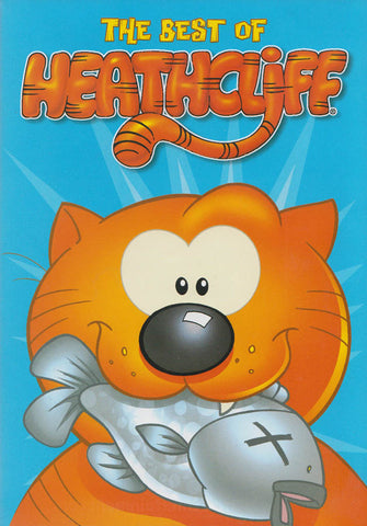 The Best of Heathcliff DVD Movie