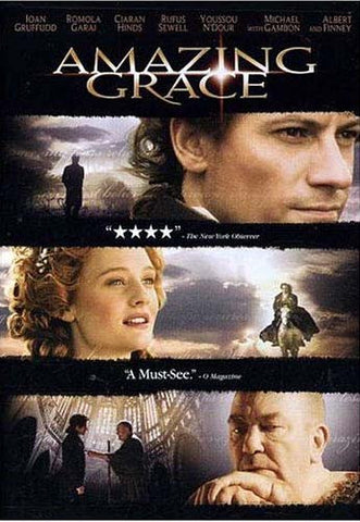 Amazing Grace(Bilingual) DVD Movie