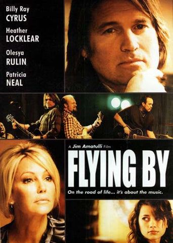 Flying By DVD Movie