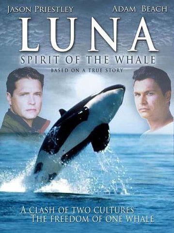 Luna - Spirit of the Whale DVD Movie