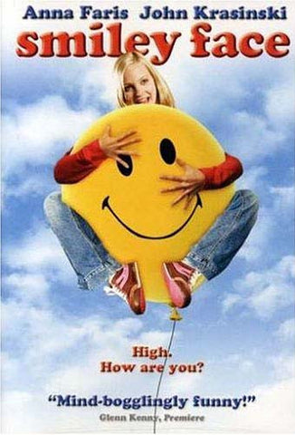 Smiley Face DVD Movie