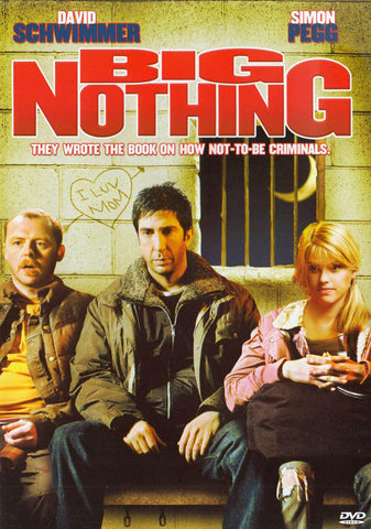 Big Nothing DVD Movie