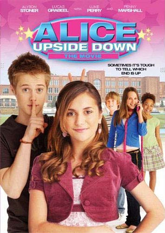 Alice Upside Down - The Movie DVD Movie