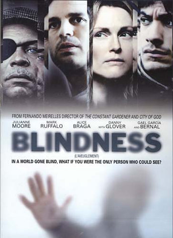 Blindness (Julianne Moore) (Bilingual) DVD Movie