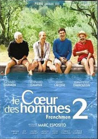 Le Coeur des Hommes 2 / Frenchmen 2 DVD Movie