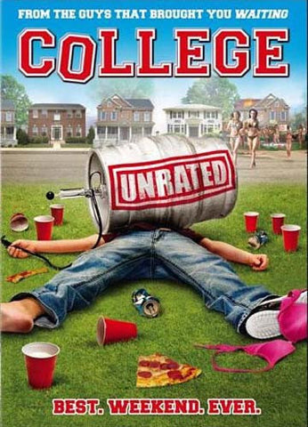 College (Unrated) (MGM) (Bilingual) DVD Movie