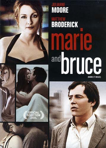 Marie And Bruce DVD Movie