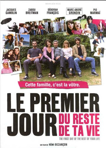 le premier jour du reste de ta vie (The First Day Of The Rest Of Your Life) DVD Movie