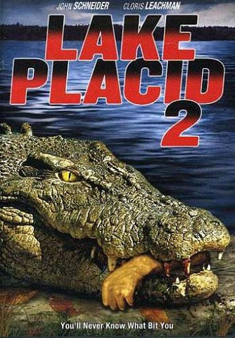 Lake Placid 2 (Rated) DVD Movie