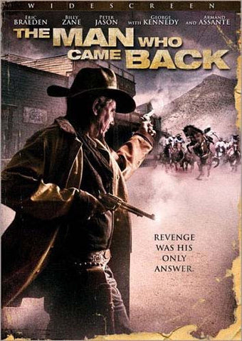 The Man Who Came Back DVD Movie