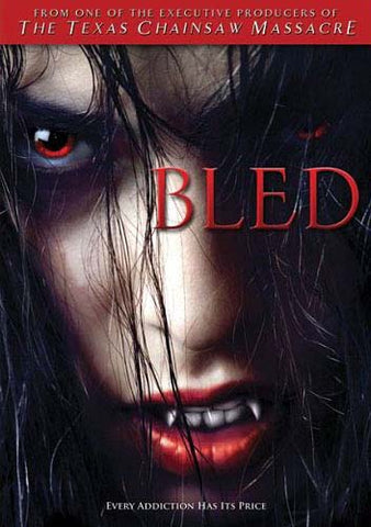 Bled DVD Movie