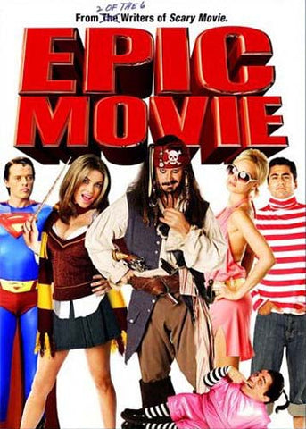 Epic Movie (Widescreen/Fullscreen) (Bilingual) DVD Movie