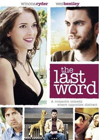 The Last Word DVD Movie
