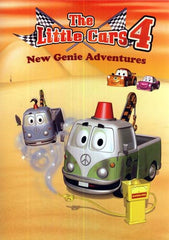 Little Cars - Vol. 4 - New Genie Adventures