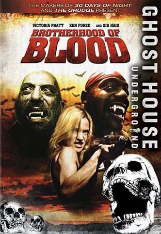 Brotherhood of Blood (Ghost House Underground) DVD Movie