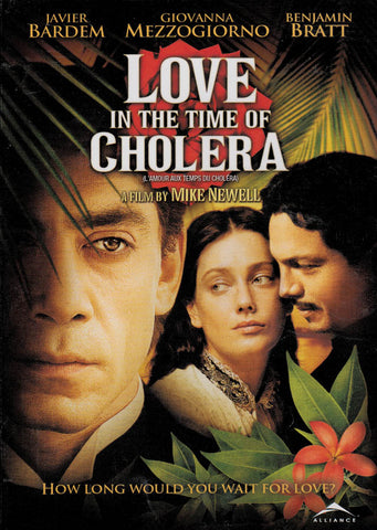 Love in the Time of Cholera (Bilingual) DVD Movie