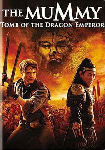 The Mummy - Tomb of the Dragon Emperor (Full Screen) DVD Movie